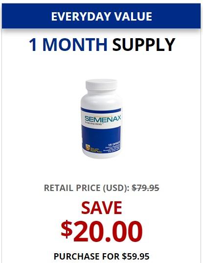 semenax price