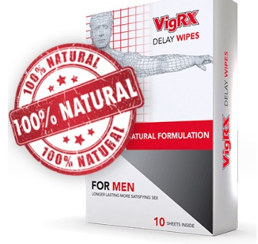 what are vigrx delay wipes